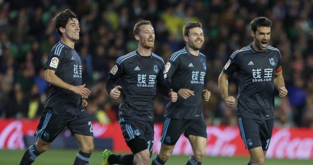 La Real Socieda continua  a sognare: Xabi Prieto regala la vittoria ai Baschi contro il Betis