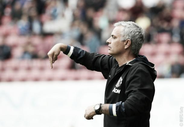 José Mourinho tendrá un gran interrogante entre Rashford y Lukaku | Foto: @manutd