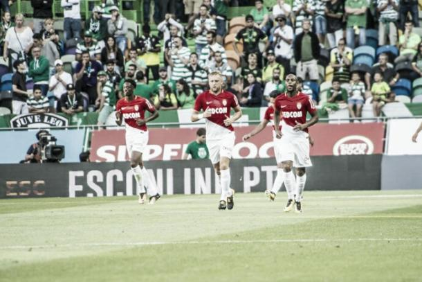 Mónaco cayó ante el Sporting Lisboa | Foto: Mónaco Twitter