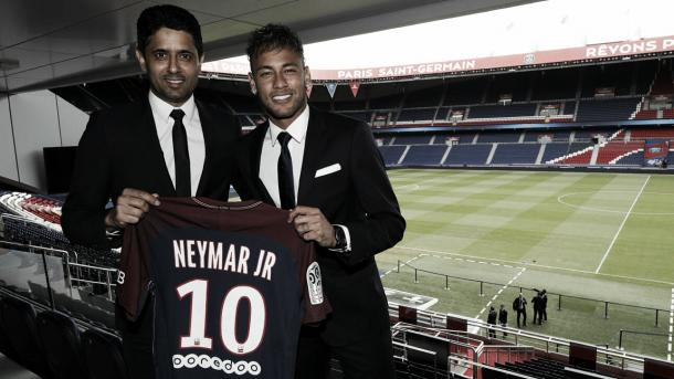 Neymar es la cuota de calidad que le faltaba al equipo | Foto: PSG Twitter
