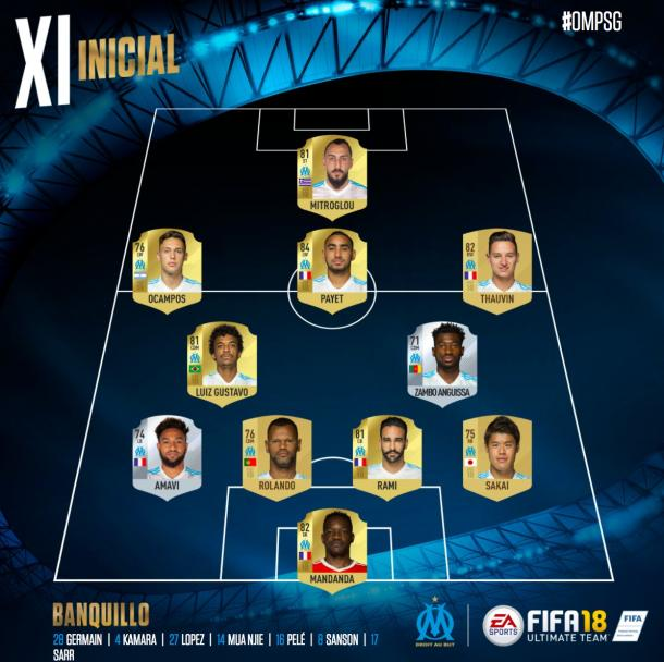 Verratti Desatasca A Un Psg Muy Directo: Marsella Vs PSG En Vivo Y En Directo Online En Ligue 1