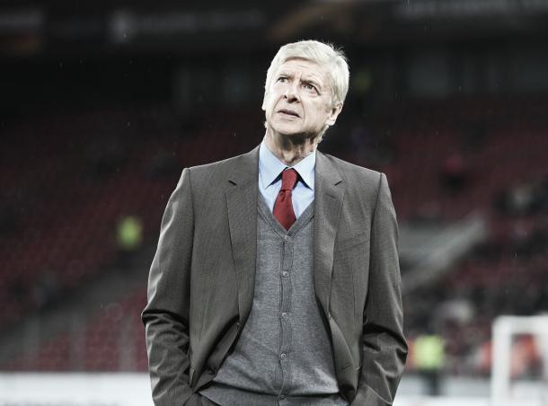 Wenger sabe que su equipo debe mejorar si quiere festejar a final de temporada | Foto: Arsenal