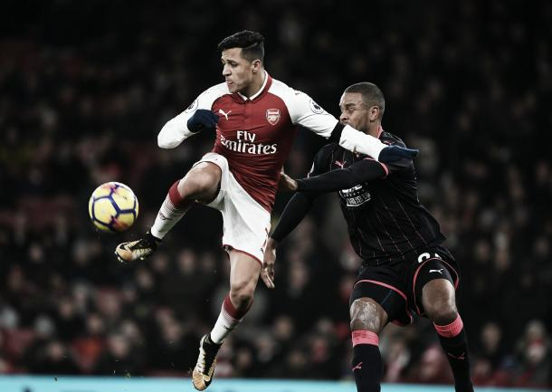 Alexis no pasa por un gran momento, pero siempre es esencial | Foto: Arsenal