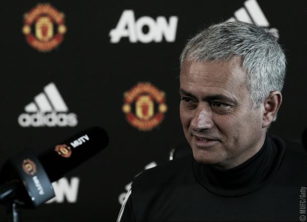 José Mourinho quiere el máximo rendimiento de sus jugadores | Foto: Manutd