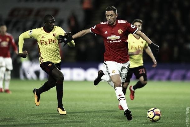 Manchester United fue contundente ante el Watford | Foto: ManUtd