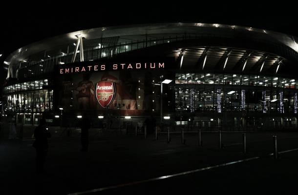 Emirates Stadium, uno de los escenarios más imponentes de Inglaterra | Foto: Arsenal