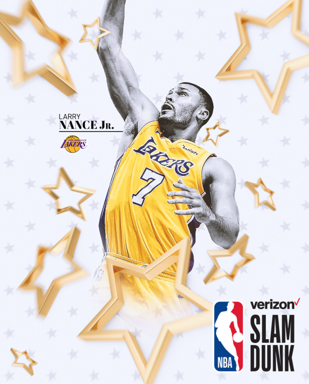 Larry Nance Jr | Foto: NBA.com