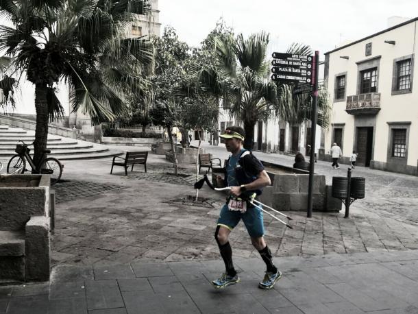 Peter Kienzl a su paso por Las Palmas de Gran Canaria|@TransGC - twitter.com