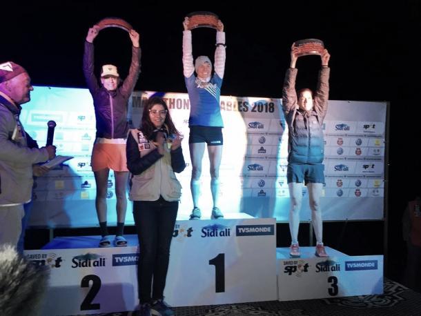 podium femenino|www.twitter.com|@marathonDsables