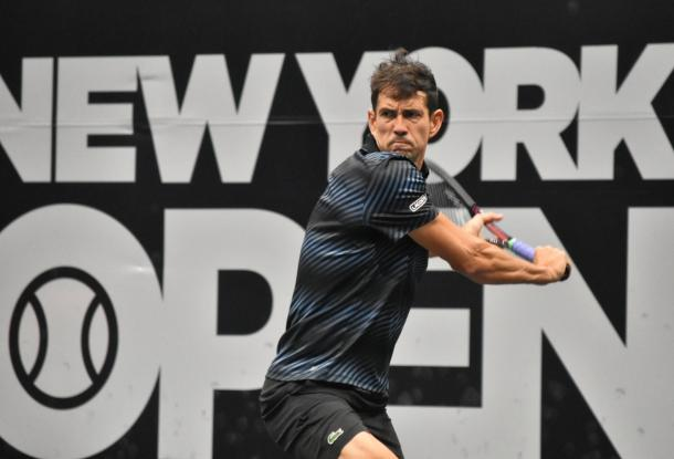 Garcia-Lopez is into the second round/John Lupo/VAVEL UK