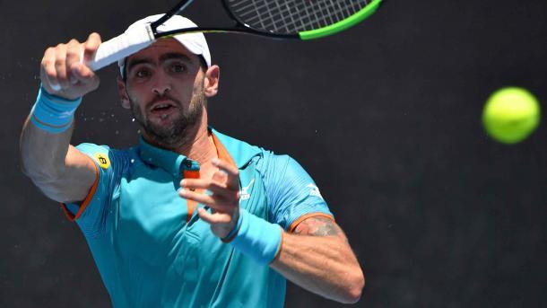Guido Andreozzi ganó en su debut en Master 1000. Foto: ATP