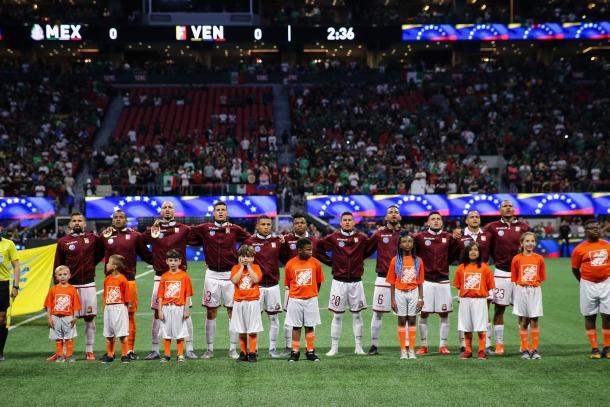 Há expectativa de uma chegada à semifinais desta Copa (Foto: divulgação / FVF)