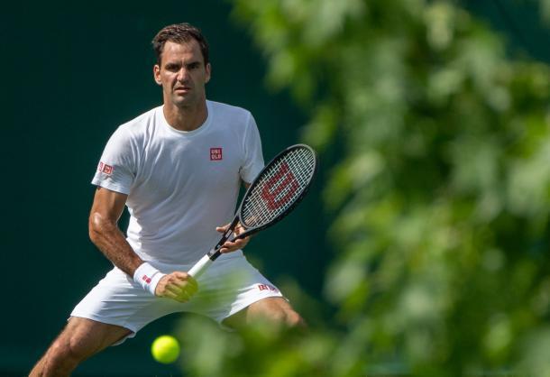 Federer busca ser el más ganador sobre césped. Foto: Wimbledon