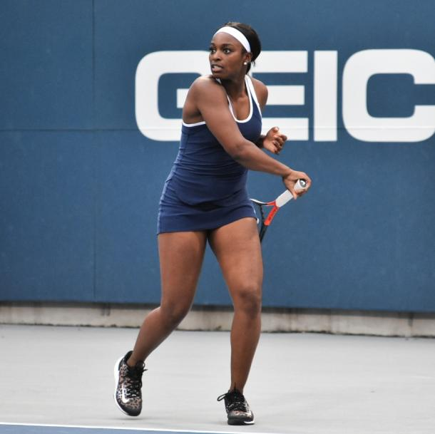 Stephens played for New York for the first time since 2009 with the Buzz/Photo: John Lupo/VAVEL USA