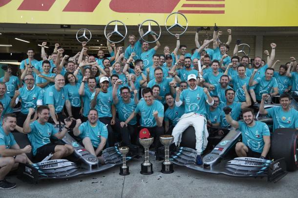 Foto: Reprodução/Mercedes AMG