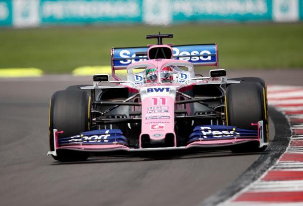 Foto: Reprodução/Racing Point