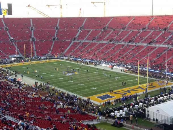 NFL: Ravens apabulló 45-6 a los Rams