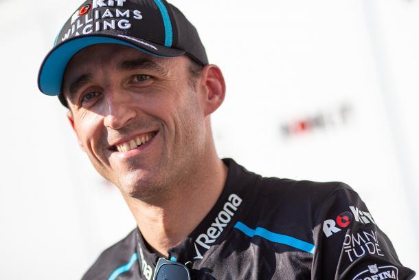 Kubica, o único ponto da Williams (Foto: Reprodução/Williams)