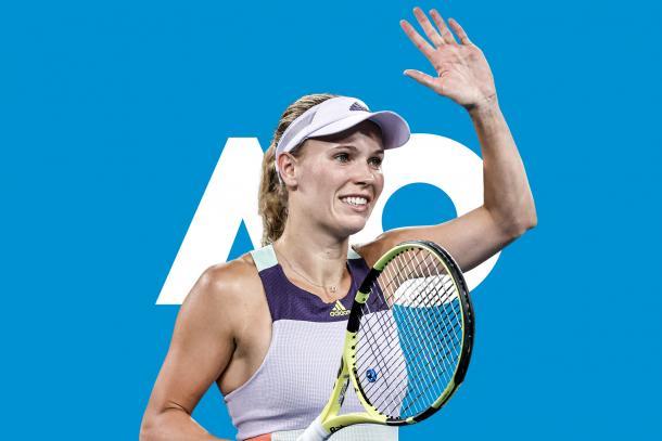 La danesa finaliza una carrera con 30 títulos. Foto: Australia Open