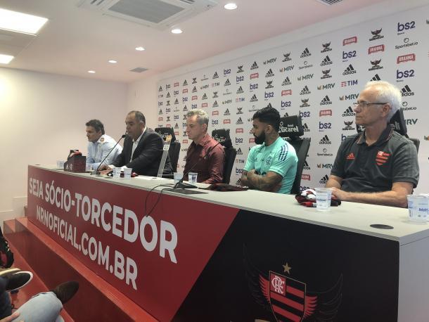 Foto: Reprodução/Flamengo