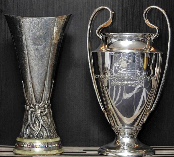 La UEFA Europa League y la UEFA Champions League, sin fecha para sus finales. Imagen:UEFA.com