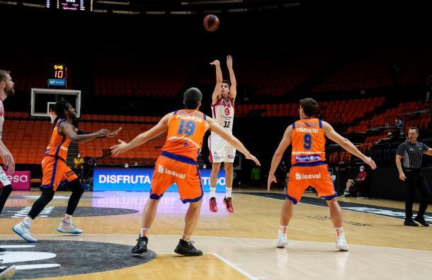Vía: @BasketZaragoza