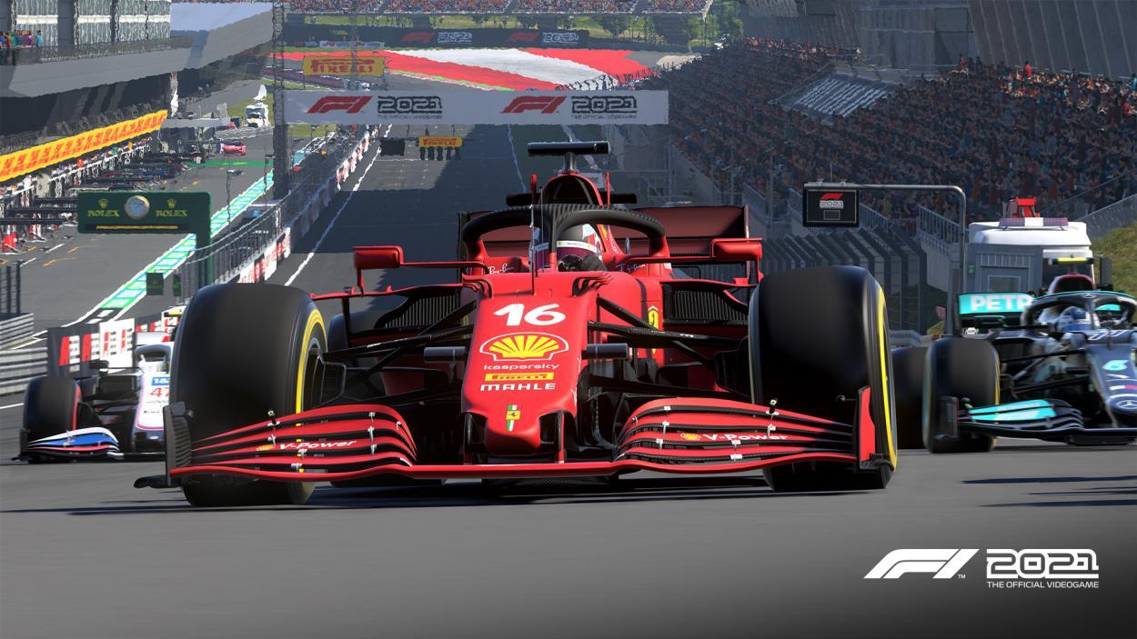 Foto: F1 Games Playstation
