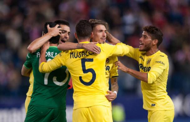 Fotografía: Villarreal CF