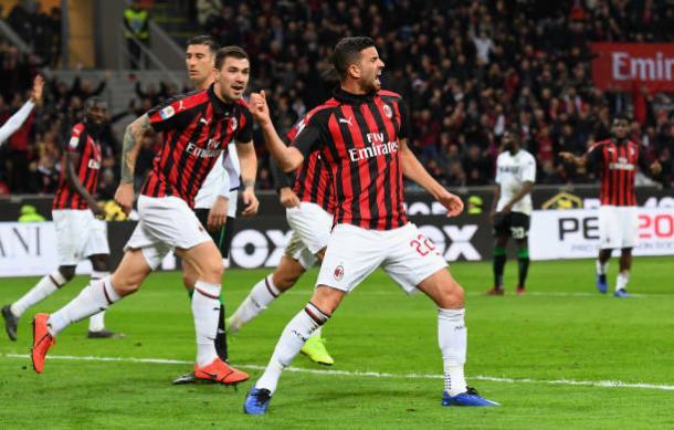 Fotografía: AC Milan