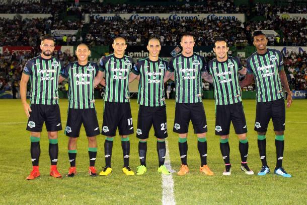 Foto: Cafetaleros FC