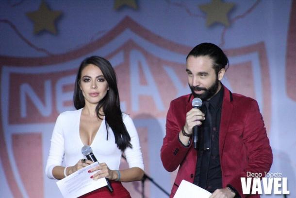 Pablo Velázquez y Facundo Pereyra vuelven a México