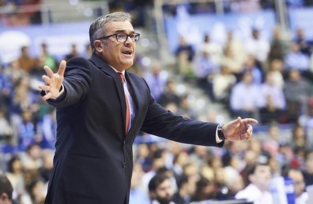 Paco García será el técnico de Fuenlabrada el año que viene   Foto: ACB