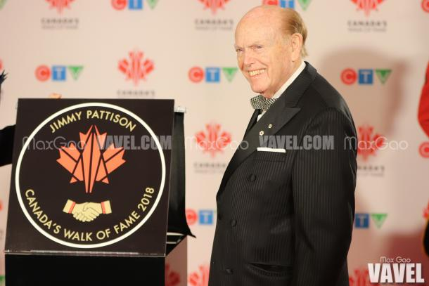 Among the other inductees that night included legendary Canadian business magnate and philanthropist Jimmy Pattison, who was honoured for a lifetime of achievement in the Business and Entrepreneurship category.