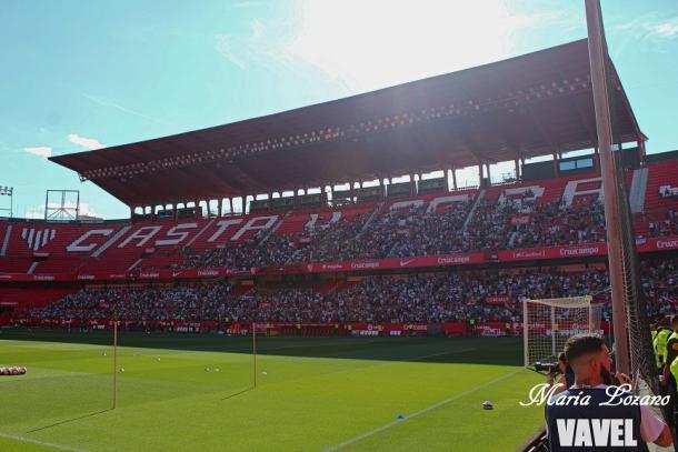 Estadio Ramón Sánchez Pizjuán | Foto: María Lozano (VAVEL.com)