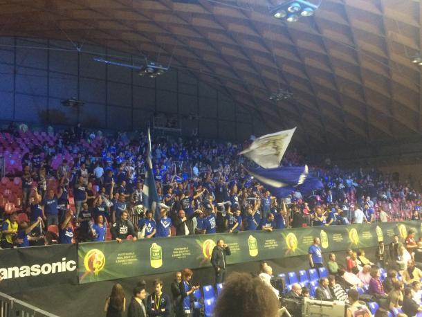 I tifosi della Leonessa.