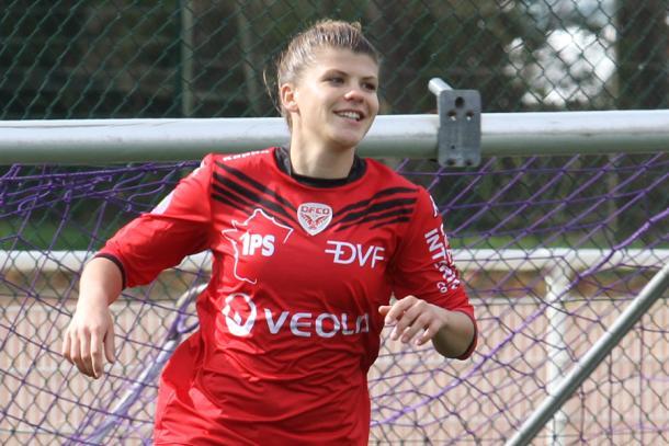 Laura Bouillot could be the key for Dijon this season | Nicolas Goisque-dijon-sportnews.fr
