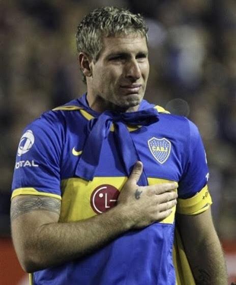 Palermo se retiro en 2011 I Foto: Prensa ElClarin