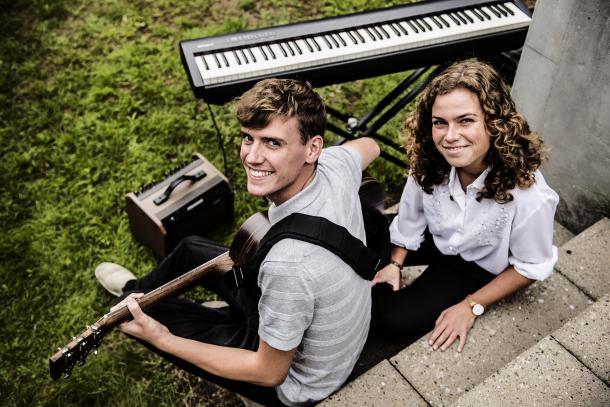 Patrick and Sarah | Life of a Busker's Folder