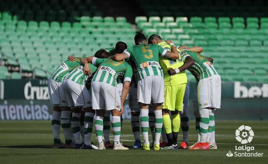 Betis- Huesca   Fuente: LaLiga