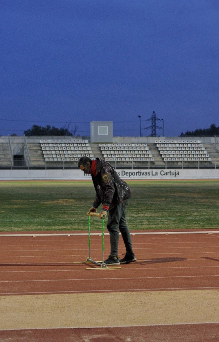 Club Atletismo Alamillo   Foto: Nidia Roldán