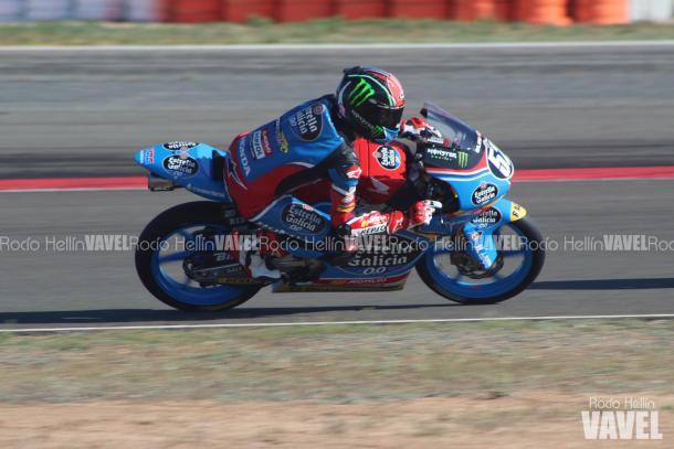En el circuito de Albacete, donde consiguió la victoria del año pasado. Foto: Rocío Hellín | Vavel España.
