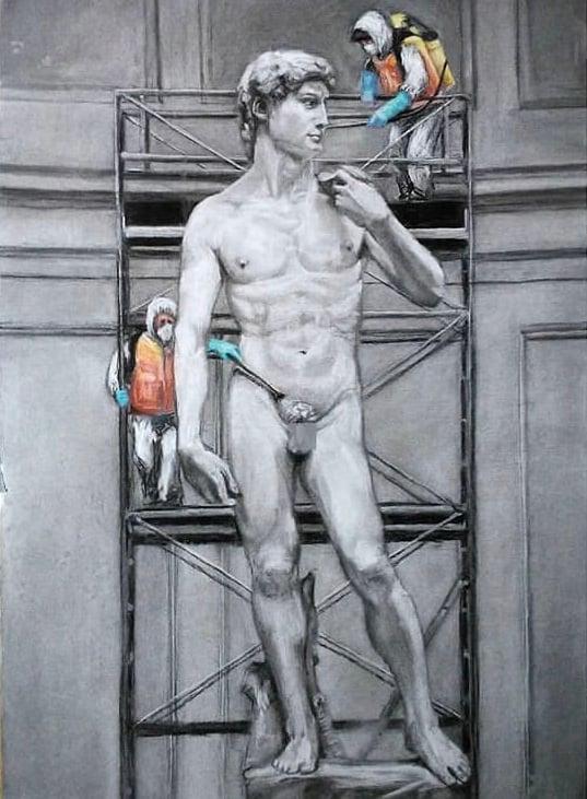 Covid Art Museum | @gonzalosabina