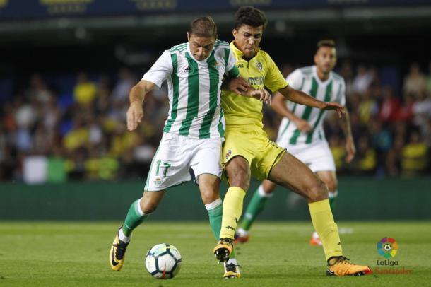 Último encuentro del Villarreal como visitante / Foto: La Liga