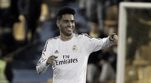 Omar jugando para el Real Madrid en Copa del Rey I Foto: © GETTY / GTRESONLINE