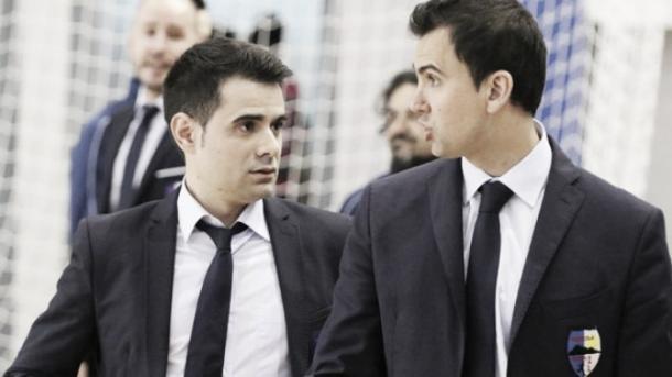 Albert Cabanillas afronta el segundo año en el banquillo | Foto: Peñíscola Rehabmedic