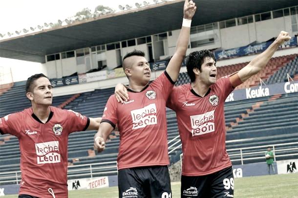 Kevin Favela de Irapuato con dos goles   Foto: Vavel