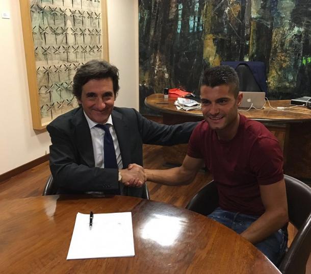Cairo e Iago Falque, twitter @TorinoFC_1906