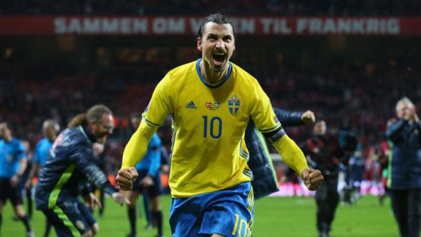 Sweden will pin their hopes on Ibrahimovic / Sky Sports