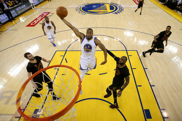 Iguodala played very well in the 2017 NBA Finals.