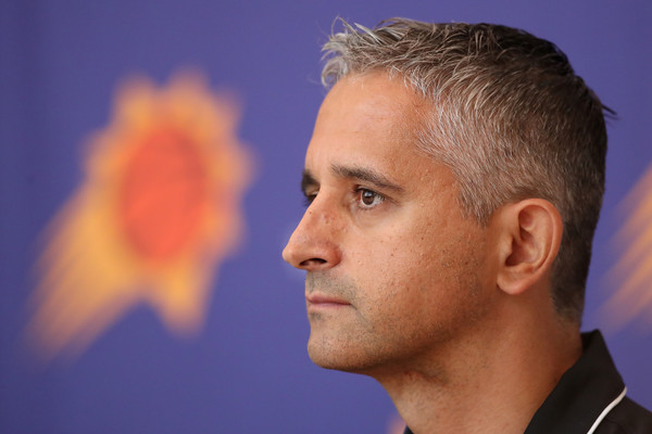 Head coach Igor Kokoskov |Christian Petersen/Getty Images North America|